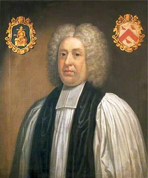 Dr Edward Waddington (1670?–1731), Bishop of Chichester (1724)