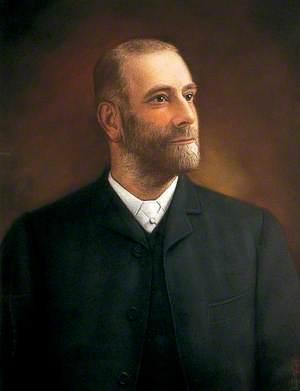 Henry Mitchell (1843–1908), JP