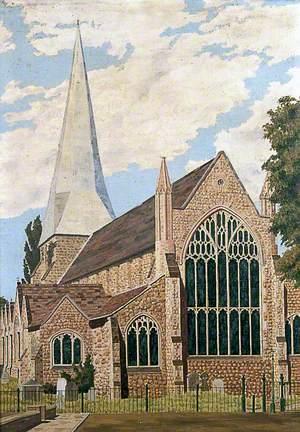 St Mary's Church, Horsham