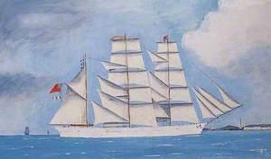 Barque 'Aldebaran of Shoreham'