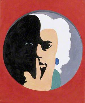 Post-Warhol Souvenir Marilyn (16–17 Oct. 1987)
