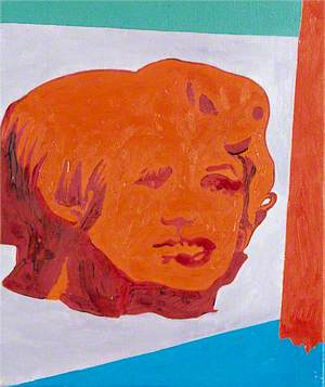 Post-Warhol Souvenir Marilyn (30 Sept. 1987)