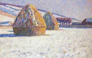 Winter, Scituate, Massachusetts, U. S. A.