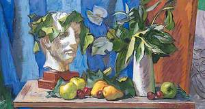 Still Life with a Head