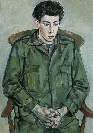 David Tindle (b.1932), as a Boy