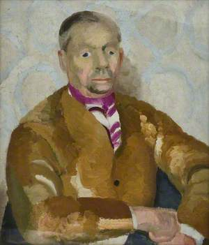 Portrait of William Nicholson