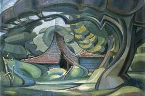 Curved Barn (The Barn)