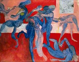 The Rape of the Sabines (Saudade)