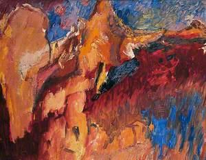 The Last Landscape (Tajo and Rocks, Ronda, Spain)