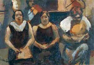 Three Prima Donnas