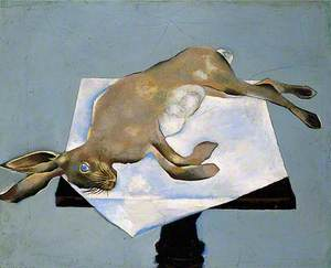 Hare on a Table
