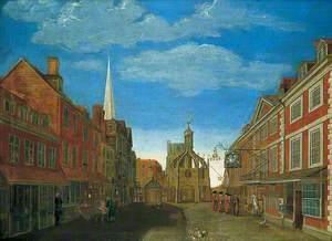 East Street, Chichester, West Sussex