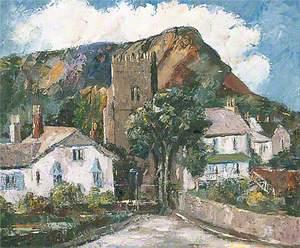 Impression of Sidmouth, Devon