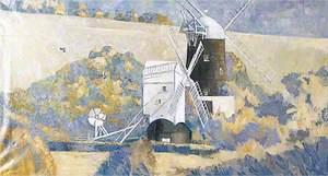 'Jack and Jill' Windmill