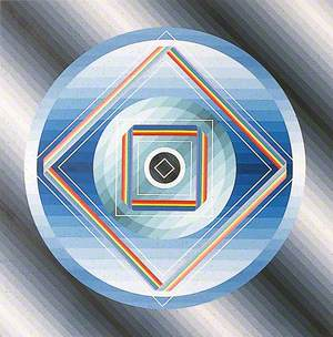 Squares, Lines, Circles and Rainbows