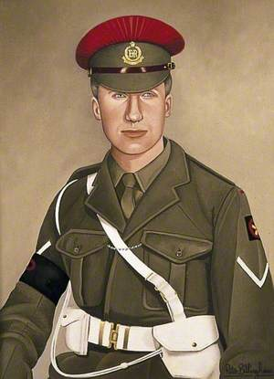 Redcap Portrait