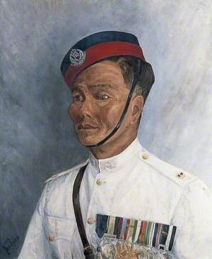 Major Narbir Thupa