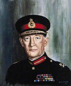 Field Marshal James Cassels (1907–1996)