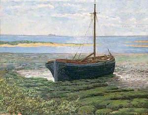 Derelict Barge, the 'Leonard Piper'