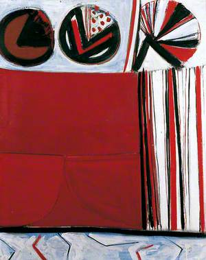 Red Painting October '62/May '63