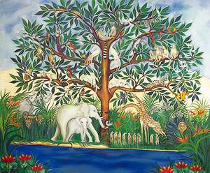 Tree of Animals