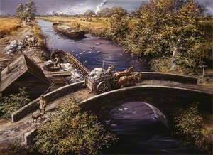 Bines Bridge, River Adur