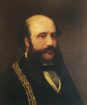 Henry R. Marsden, Mayor (1873–1874)