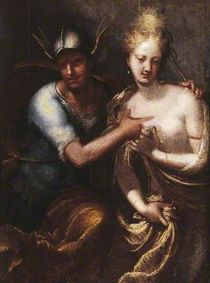 Mercury Presenting Venus to Momus as Faultless
