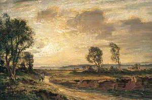 Landscape, Maurdog