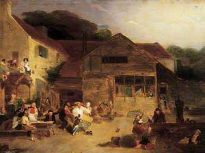 The Village Merrymaking