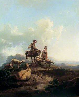 The Young Shepherds