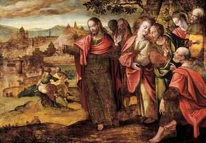 Jesus Compares Jerusalem to a Hen