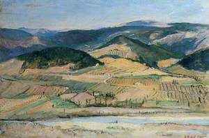 The Paglia from Orvieto, Italy