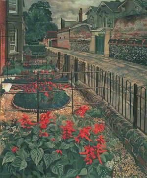Gardens in the Pound, Cookham, Berkshire