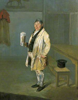 William Fox, Coachman at Bramham