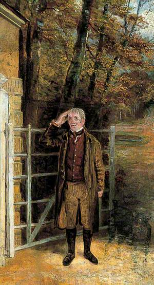 William Wright, Gatekeeper at Bramham