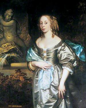 Mary, Wife of Sir Charles Scarburgh