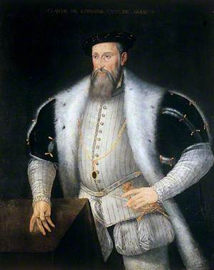 Claude de Lorraine (1496–1550), Duc de Guise