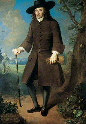 John Philips, Aged 116