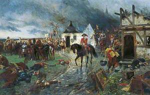 Wallenstein: A Scene of the Thirty Years War