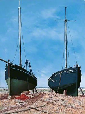 Whitstable Oystermen