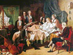 The Last Hours of Mozart