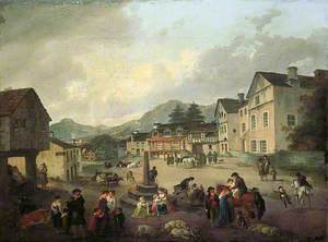 Market Place, Ambleside, Cumbria