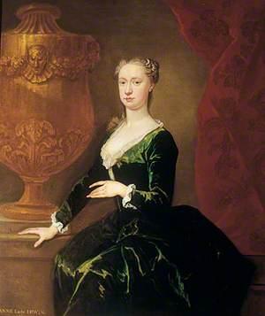 Anne Irwin (c.1696–1764), Lady Irwin