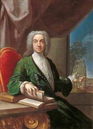 Sir Edward Gascoigne (d.1750), 6th Bt