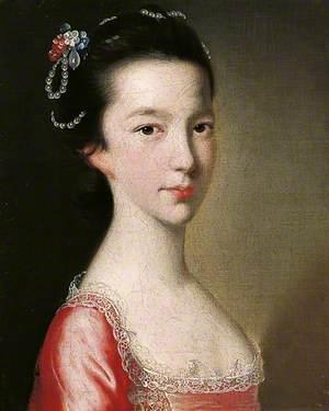 Portrait of a Girl (Jane Monck, d.1794)