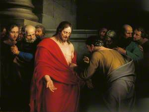 The Incredulity of St Thomas