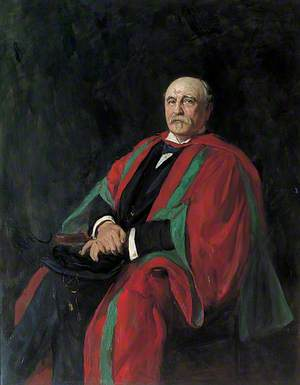 Colonel Thomas Walter Harding, Mayor of Leeds (1898–1899)