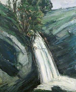 Waterfall, Malham, Yorkshire