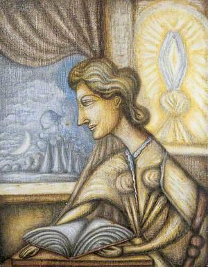 Elisabeth, the Artist's Wife